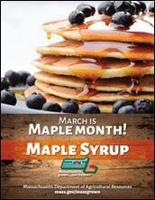 Bus tours to maple syrup makers in Massachusetts get going in March.